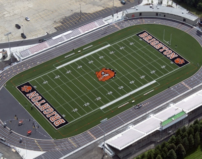 Brighton High School Football Field