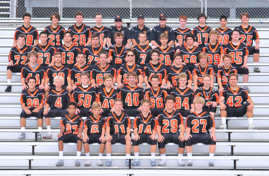 Boys freshman Football