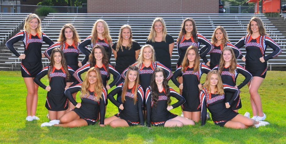 Girls Freshman Cheer