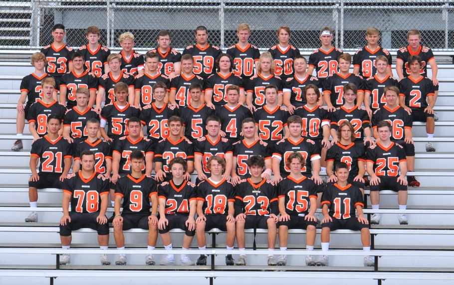 Boys Junior Varsity Football