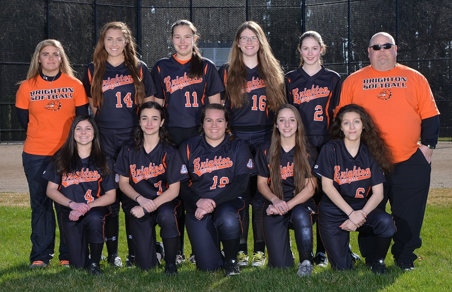 Girls Junior Varsity Softball