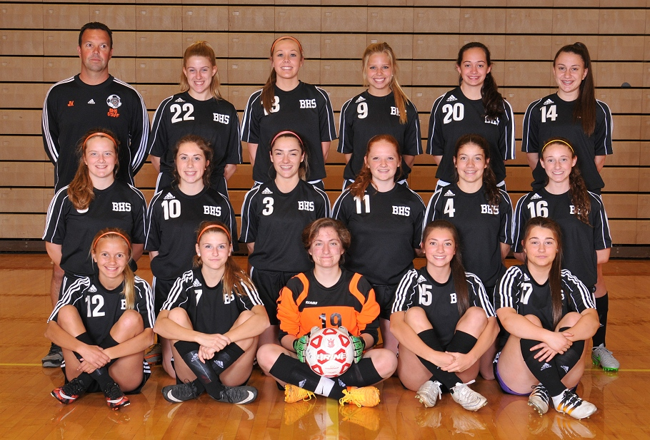 Girls Junior Varsity Soccer